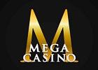 mega casino small logo