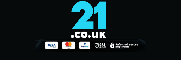 payment info 21.co.uk