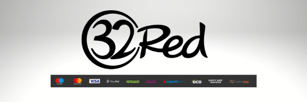 payment info 32red casino