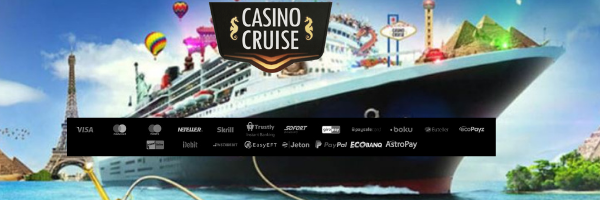payments you can use at casino cruise