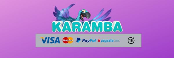 Payment info karamba casino