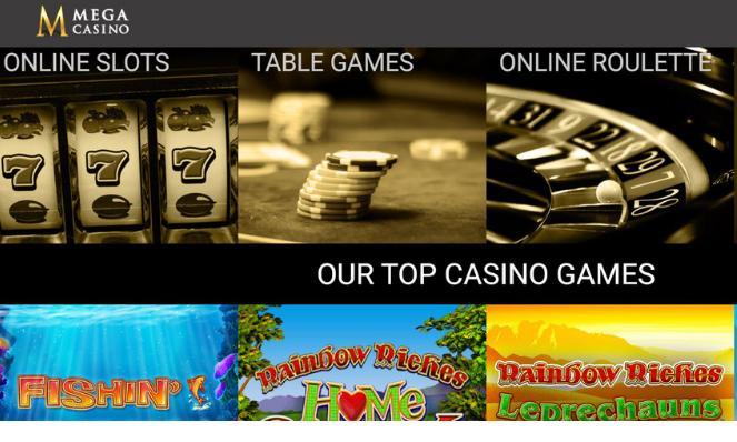 casino lobby at mega casino