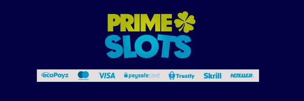 payment info primeslots UK