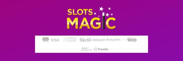 payment info slots magic