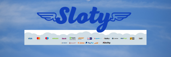 payment info sloty casino
