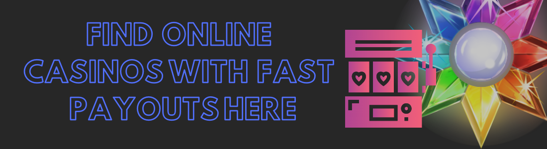 fast casino payouts banner